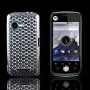 Custodia Motorola XT502 TPU Diamante Silicone Case - Chiaro