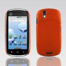 Custodia Motorola XT800 Rete Cover Rigida Guscio - Arancione