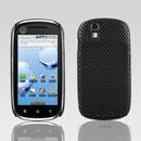 Custodia Motorola XT800 Rete Cover Rigida Guscio - Nero