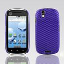 Custodia Motorola XT800 Rete Cover Rigida Guscio - Porpora
