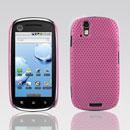 Custodia Motorola XT800 Rete Cover Rigida Guscio - Rosa