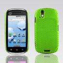 Custodia Motorola XT800 Rete Cover Rigida Guscio - Verde