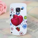 Custodia Nokia C3-00 Amore Silicone Case Astuccio - Rosa