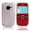 Custodia Nokia C3-00 TPU Silicone Case Gel - Chiaro