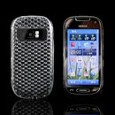 Custodia Nokia C7 TPU Diamante Silicone Case - Chiaro