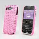 Custodia Nokia E72 Rete Cover Rigida Guscio - Rosa