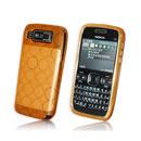 Custodia Nokia E72 TPU Silicone Case Gel - Arancione