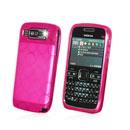 Custodia Nokia E72 TPU Silicone Case Gel - Fucsia