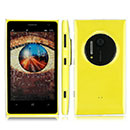 Custodia Nokia Lumia 1020 Trasparente Plastica Cover Rigida Guscio - Clear