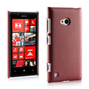 Custodia Nokia Lumia 720 Sabbie Mobili Cover Bumper - Rosso