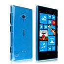 Custodia Nokia Lumia 720 Trasparente Plastica Cover Rigida Guscio - Clear