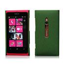 Custodia Nokia Lumia 800 Sabbie Mobili Cover Bumper - Verde