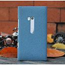 Custodia Nokia Lumia 900 Sabbie Mobili Cover Bumper - Luce Blu