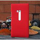 Custodia Nokia Lumia 900 Sabbie Mobili Cover Bumper - Rosso