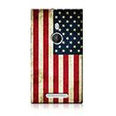 Custodia Nokia Lumia 925 La bandiera degli Stati Uniti Cover - Misto