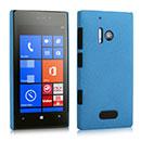 Custodia Nokia Lumia 928 Sabbie Mobili Cover Bumper - Blu