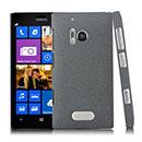Custodia Nokia Lumia 928 Sabbie Mobili Cover Bumper - Grigio
