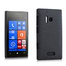 Custodia Nokia Lumia 928 Sabbie Mobili Cover Bumper - Nero