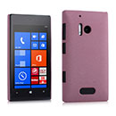Custodia Nokia Lumia 928 Sabbie Mobili Cover Bumper - Rosso