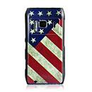 Custodia Nokia N8 La bandiera degli Stati Uniti Cover - Misto