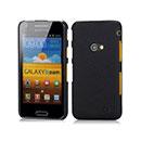 Custodia Samsung Galaxy Beam GT-i8530 Plastica Cover Rigida Guscio - Nero