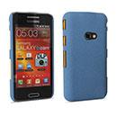 Custodia Samsung Galaxy Beam GT-i8530 Sabbie Mobili Cover Bumper - Blu
