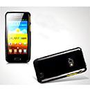 Custodia Samsung Galaxy Beam GT-i8530 Silicone Bumper - Nero