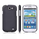 Custodia Samsung Galaxy Express i8730 Plastica Cover Rigida Guscio - Nero