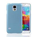 Custodia Samsung Galaxy S5 i9600 Sabbie Mobili Cover Bumper - Luce Blu