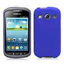 Custodia Samsung Galaxy Xcover 2 S7710 Plastica Cover Rigida Guscio - Blu