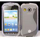 Custodia Samsung Galaxy Xcover 2 S7710 S-Line Silicone Bumper - Bianco