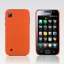 Custodia Samsung i909 Rete Cover Rigida Guscio - Arancione
