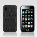 Custodia Samsung i909 Rete Cover Rigida Guscio - Nero