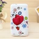 Custodia Samsung i9103 Galaxy R Amore Silicone Case Astuccio - Rosa