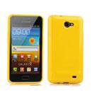 Custodia Samsung i9103 Galaxy R Silicone Case - Giallo