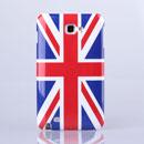 Custodia Samsung i9220 Galaxy Note La bandiera del Regno Unito Cover - Misto