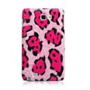 Custodia Samsung i9220 Galaxy Note Leopard Cover Rigida - Rosa