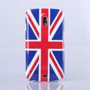 Custodia Samsung i9250 Galaxy Nexus Prime La bandiera del Regno Unito Cover - Misto