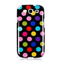 Custodia Samsung i9300 Galaxy S3 Dot Silicone Bumper - Misto