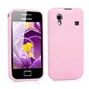 Custodia Samsung S5830 Galaxy Ace Silicone Case - Rosa