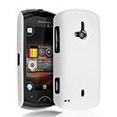 Custodia Sony Ericsson Walkman WT19i Plastica Cover Rigida Guscio - Bianco