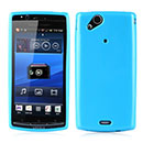 Custodia Sony Ericsson Xperia Arc LT15i X12 Silicone Silicone Case - Blu