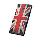 Custodia Sony Xperia P LT22i La bandiera del Regno Unito Cover Rigida - Misto