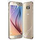 Samsung Galaxy S6 G920F Proteggi Schermo Film Posteriore e Anteriore - Chiaro